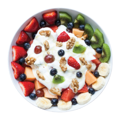Fruit Salad & Greek Yoghurt